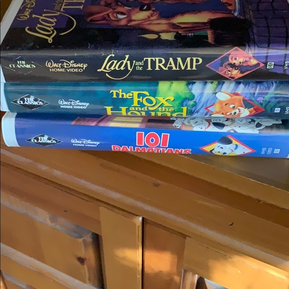 Other Disney Vhs Tapes Poshmark